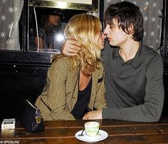 Pinterest | hardtosayno. . . Pete Doherty and Kate Moss