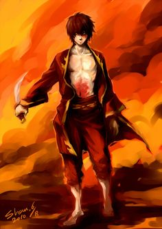 I used to think real men were attractive, but everything changed when the Fire Nation attacked.