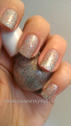 """New """"Wet n Wild"""" Toppings Nail Polish Review and Swatch. Confections of a Bake-aholic"""