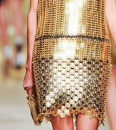 Paco Rabanne Fall/Winter 2012