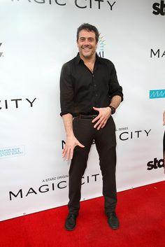 Actor Jeffrey Dean Morgan