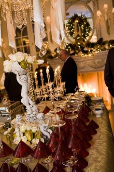 Elegant Holiday Entertaining | The House of Beccaria#