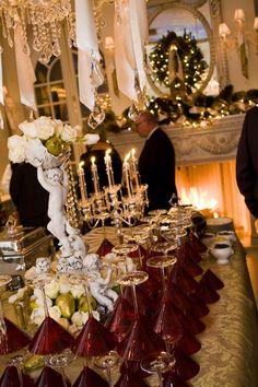 Elegant Holiday Entertaining   The House of Beccaria#
