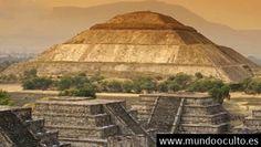Por alguna extraña razón las paredes de Teotihuacán están recubiertas con aislante radioactivo