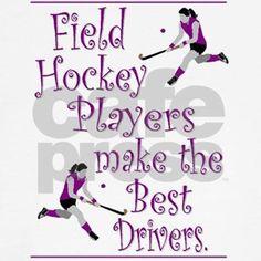 Field Hockey - Purple - Long Sleeve T-Shirt by fieldhockeyprpl Long Sleeve Tee Shirts, T Shirt, Field Hockey, Hockey Players, Comfortable Fashion, True Love, Homecoming, Love Her, Humor