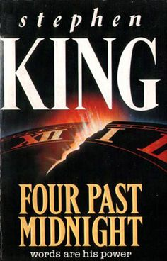 Four Past Midnight, a book by Stephen King   Book review