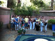 Travel and tourism students in Morocco Travel And Tourism, Morocco, Students, Explore, Exploring