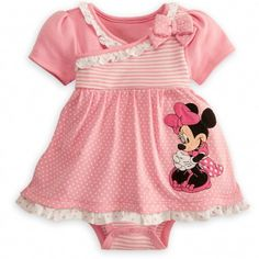 Cute Baby Dresses and Outfits / warm colors 2014 Disney Baby Clothes, Cute Baby Clothes, Baby Disney, Doll Clothes, Baby Girl Fashion, Toddler Fashion, Kids Fashion, Baby Girl Romper, Baby Girl Newborn