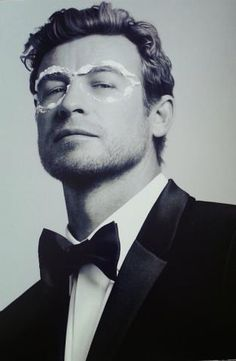 Gentleman Only Edition Barber - Simon Baker pour GIVENCHY