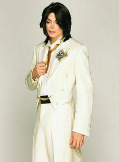 Michael Jackson, Vogue Shoot, 2007