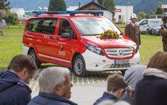 17.09.2017 - Fahrzeugsegnung MTFA FF-Panzendorf - Heinfels http://ift.tt/2wmlTmc #brunnerimages
