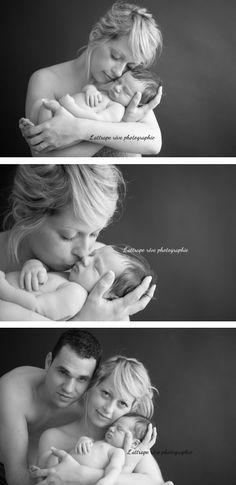 photos mère-enfant nouveau-né