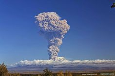 shishaldin eruption - Google Search