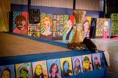 pop stage art - Google Search