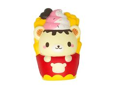 From Creamiicandy's fast food collection comes Yummiibear Fries or Yummiibear Chips. Great addition to the fast food collection. New Squishies, Baby Doll Accessories, Candied Fruit, Orange Recipes, Fidget Toys, Cake Tins, New Toys, Quick Easy Meals, Food Processor Recipes