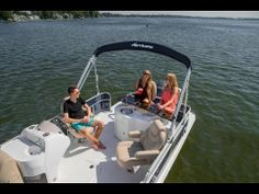 The brand new Hurricane Fundeck 236 WB Wet Bar. A redesign of the classic deck boat with pontoon top and fiberglass bottom. Hurricane Deck Boat, Family Boats, Deck Boats, Adventure, Fun, Models, Templates, Adventure Movies, Adventure Books