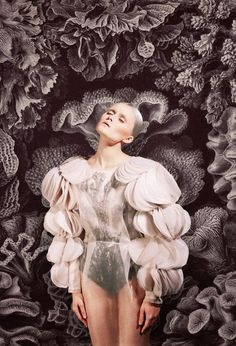 Masha Reva #fashion #editorial