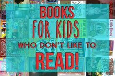 Books for Kids Who Don't Like to Read | eBay