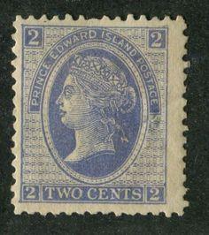 Prince-Edward-Island-12-2c-Dull-Blue-Cents-Issue-Perf-12-6-x-12-G-53-OG