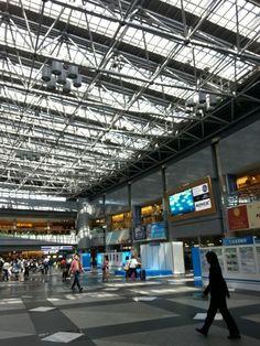 新千歳空港 国内線ターミナル (New Chitose Airport Domestic Terminal) (CTS/RJCC) en 千歳市, 北海道
