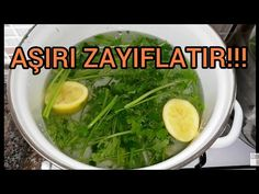 AŞIRI KİLO VERDİREN İLAÇ GİBİ TARİF - SEYRETYAP - YouTube Keto, Diet And Nutrition, Viera, Seaweed Salad, Fresh Fruit, Food And Drink, Health Fitness, Weight Loss, Healthy Recipes