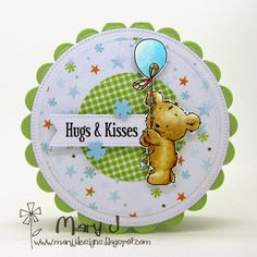 Where's my creativity?: Sweet Bear bum!