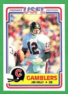 97ec3ce4299 1984 Topps USFL Football Complete Factory Box Set with Steve Young Rookie  Cards