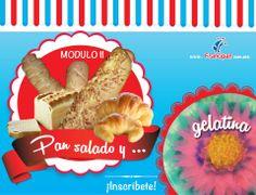 Con motivo del inicio del curso de pan salado y gelatina realizamos esta ilustración.