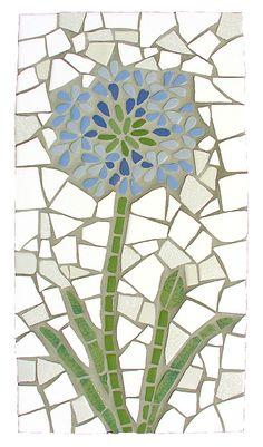 Agapanthus Mosaic