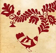 Legyél te is mesehős! Hungarian Embroidery, Bird Embroidery, Embroidery Stitches, Embroidery Designs, Folk Art Flowers, Flower Art, Scandinavian Folk Art, Art N Craft, Pictures To Paint