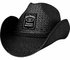 Jack Daniel's Label | JACK DANIELS LABEL COWBOY HAT