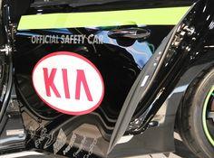 Kia Safety Car