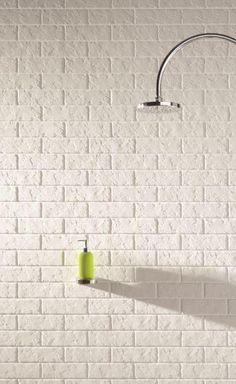 All in white - kolekcja białych płytek ceramicznych do...