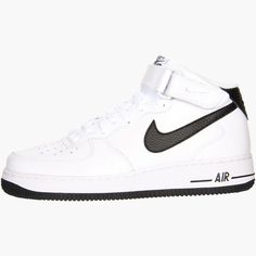 Nike Air Force 1 Mid kids Basketball Shoes  550218c9191e