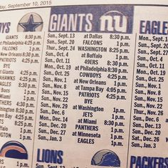 #giants #giantsschedule #giants2015 #giants2015schedule