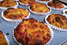 Fast Paleo » Coconut Raspberry Muffins - Paleo Recipe Sharing Site