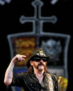 Lemmy, the one and only