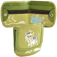 Taxi Wallet - Imagery Collection (Yorkie) Taxi Wallet by Alicia Klein, http://www.amazon.com/dp/B00AG2DYBY/ref=cm_sw_r_pi_dp_hBcbrb1EQFZGJ