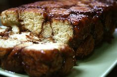 the Non-Dairy Queen: Gluten and Dairy Free Monkey Bread!
