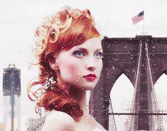 Photo Manipulation, Behance, Photoshop, Nyc, Princess Zelda, Creative, Fictional Characters, Photo Editing, New York