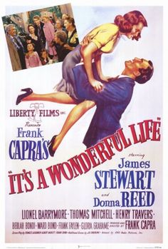 It's a Wonderful Life, vintage movie poster