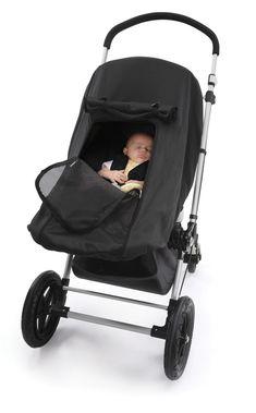 Outlook Sleep-pod - UV cover/sunshade #Buggy-Essentials #Buggy-Sunshade #Car-Seat-Sunshade