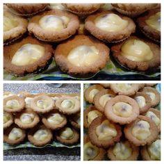 Sandkaker - Norvég mandulás kosárka Garlic, Muffin, Vegetables, Breakfast, Food, Cakes, Morning Coffee, Muffins, Meal