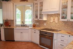 [ Cabinets Discount Tru Cabinetry ] - Best Free Home Design Idea & Inspiration Wood Cabinets, White Cabinets, Kitchen Cabinets, Discount Cabinets, Beautiful Kitchens, Kitchen And Bath, Kitchen Remodel, Home Improvement, Absolutely Stunning