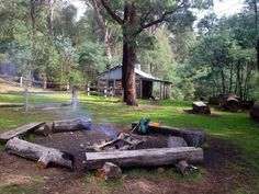 """Love Ritchies Hut - thank you Darren Murphy""  #camping  #t #4x4 #4wd #travel #Australia"