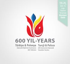 TR-POL 600.Yılı Logo Yarışmasında Derece Alan Logolarımız TR-POL 600.Yıl Degree Field Logos