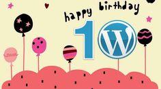 Happy Bday Mr. WordPress, we all LOVE YOU :)