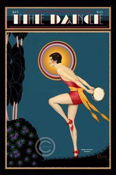 images art deco dance posters - Google Search
