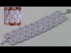 Hey everyone! Here's a tutorial about chevron rope--not just a strip, but a full on rope design! Here's a list of supplies I used: 6lb fireline 8/0 seed bead...