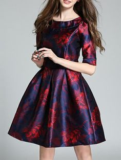 SHARE & Get it FREE | Floral Print Satin High Waist DressFor Fashion Lovers only:80,000+ Items • New Arrivals Daily • Affordable Casual to Chic for Every Occasion Join Sammydress: Get YOUR $50 NOW!